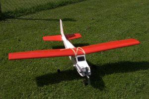Robbe Charter auf dem Modellflugplatz Gaiberg