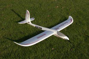 Multiplex Easy Glider auf dem Modellflugplatz Gaiberg