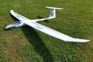 Multiplex Heron auf dem Modellflugplatz Gaiberg